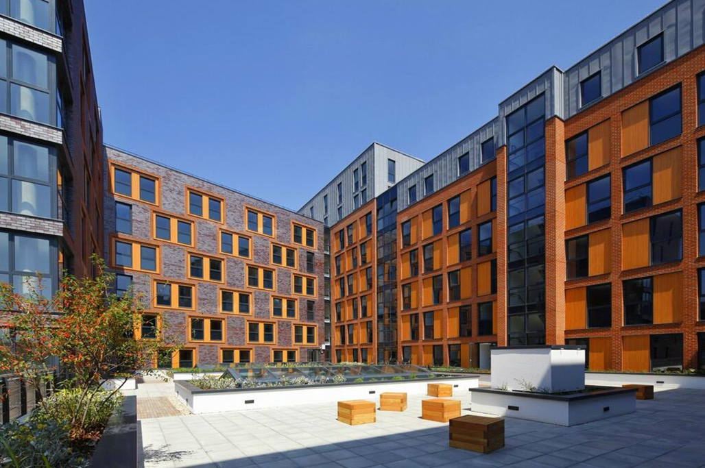 Blackburn Student Accommodation Roofing Amp Cladding