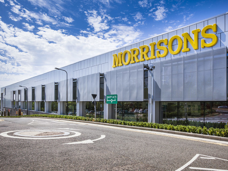 Milton Keynes Leisure / Morrisons Supermarket