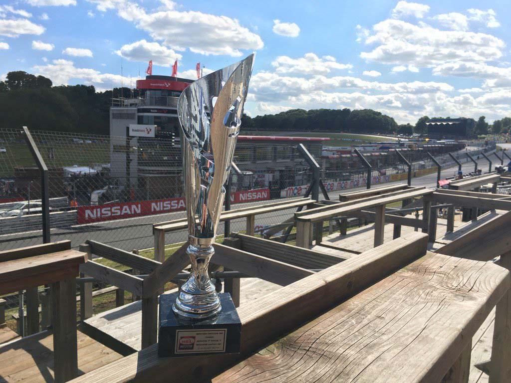 Jake Archer rides to a stunning double podium at Brands Hatch