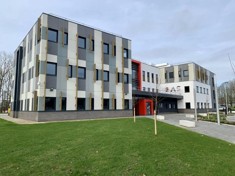 UKAEA OAS Building