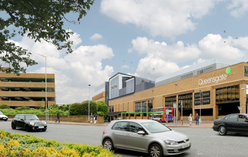 Kovara Awarded Queensgate Shopping Centre Expansion with McLaren Construction