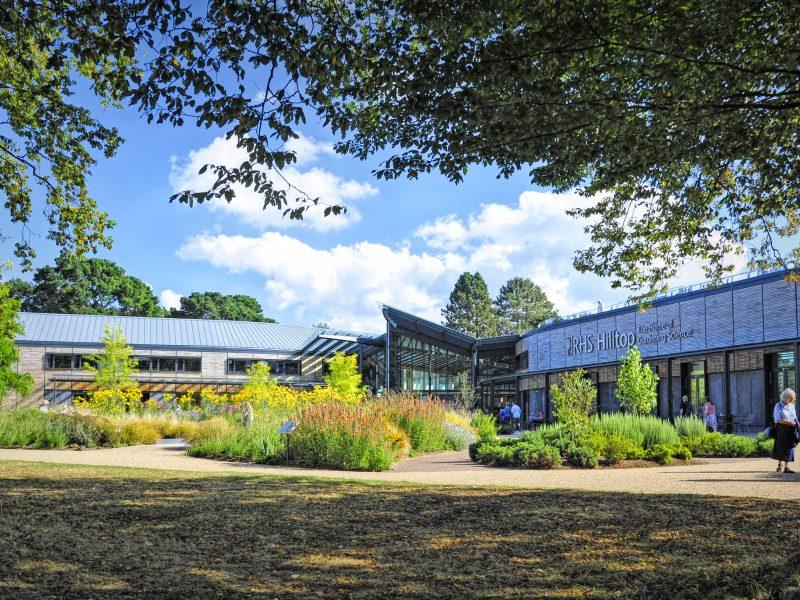 Hilltop Science Centre, RHS Wisley